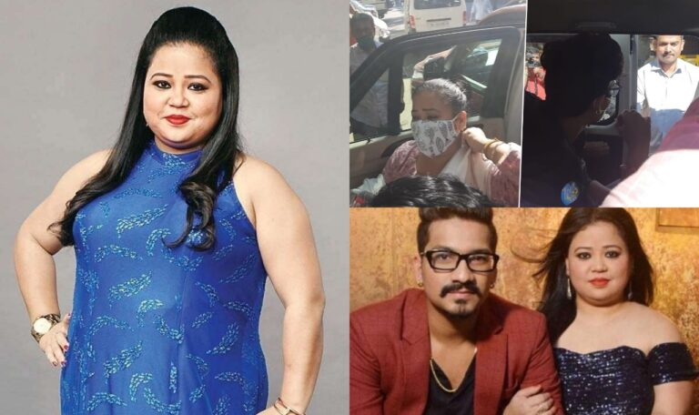 OMG: Comedian Bharti Singh's Home Raided By The NCB