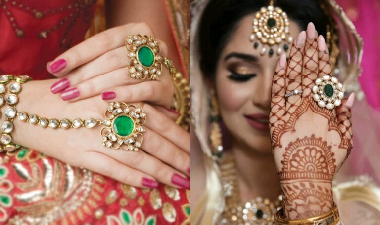 Scientific Facts Behind Married Women Jewelry Will Leave You Amazed