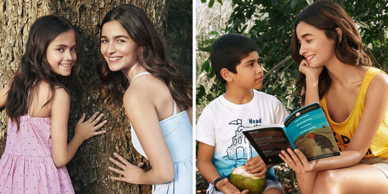 Alia Bhatt Goes Local For Vocal: Launches Her Own Label For Kids Apparel