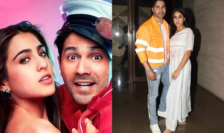 Varun Dhawan And Sara Ali Khan's Coolie No-1 Promises A Laugh Riot: Watch the Trailer