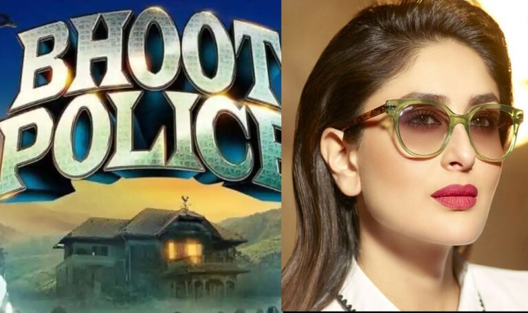 Bhoot Police: Kareena Kapoor Shares First Look Of Horror Comedy