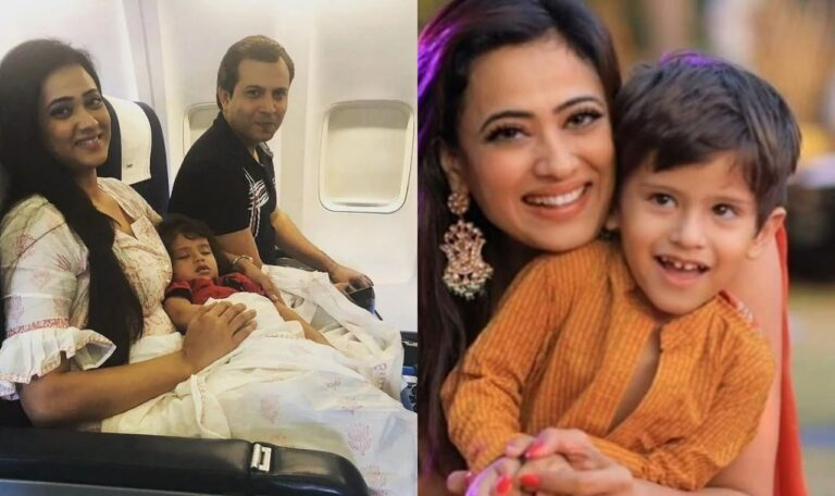 Shweta Tiwari's Husband Abhinav Kohli Post Shocking Videos Of Son Reyansh With His Wife