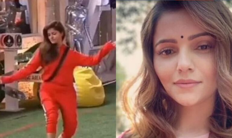 Big Boss-14: Rubina Dilaik's Maiya Dance Moves Will Surely Surprise You