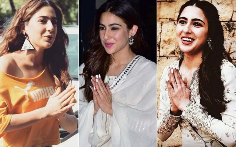 Sara Ali Khan's Reply To Pap Who Asked Her To Do 'Namaste Pose'