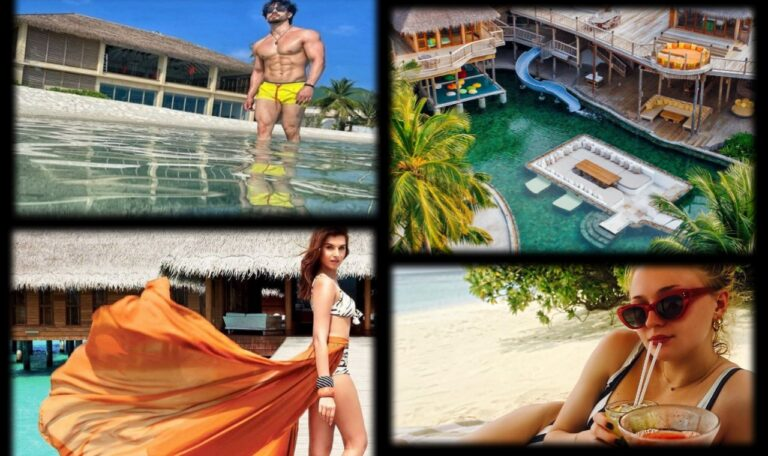 Reasons Why Stars Are Heading To The Maldives For Their Vacations