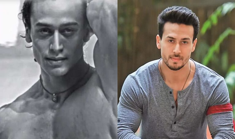 Tiger Shroff Throwback Video From His Early Photoshoot Is Astonishing