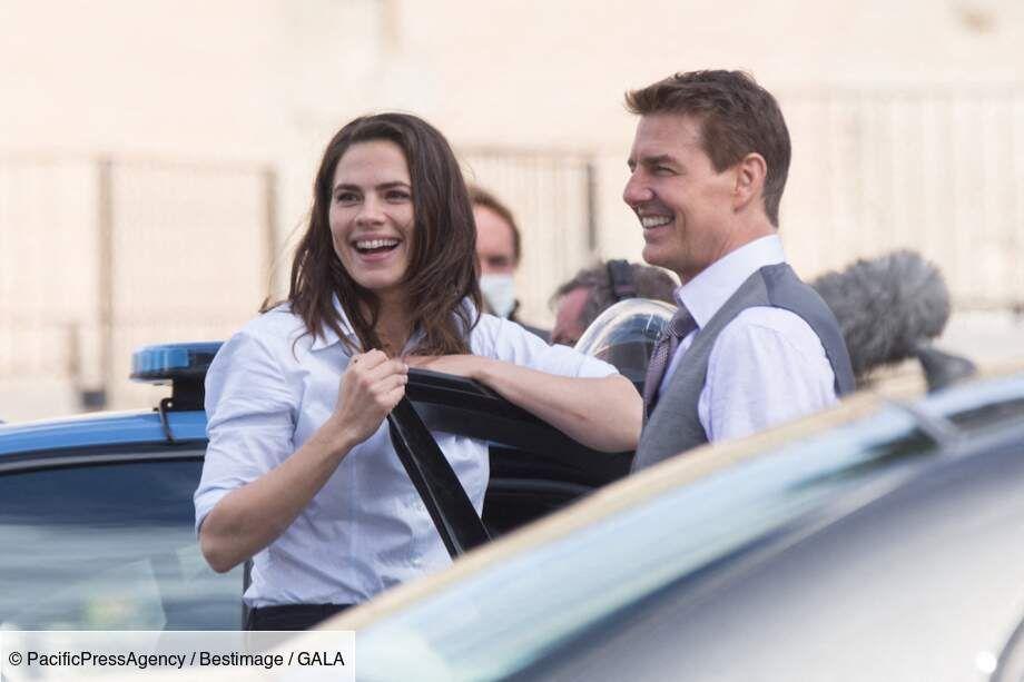 Tom Cruise Hayley Atwell