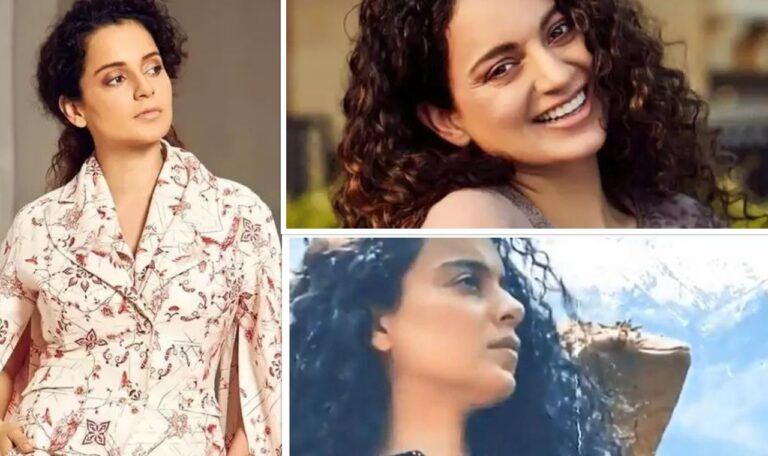 Kangana Ranaut Penned A Heartfelt Poem: Wrote About A Wish After She Dies