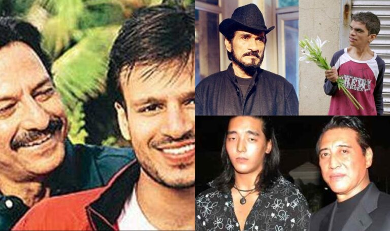 10 Stars You Never Knew Are The Sons of Popular Bollywood Villains of The 80s