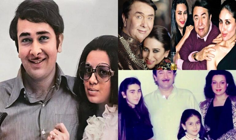 Kareena Kapoor's Mother Separated From Randhir Kapoor Due To This Dirty Habit Of Him