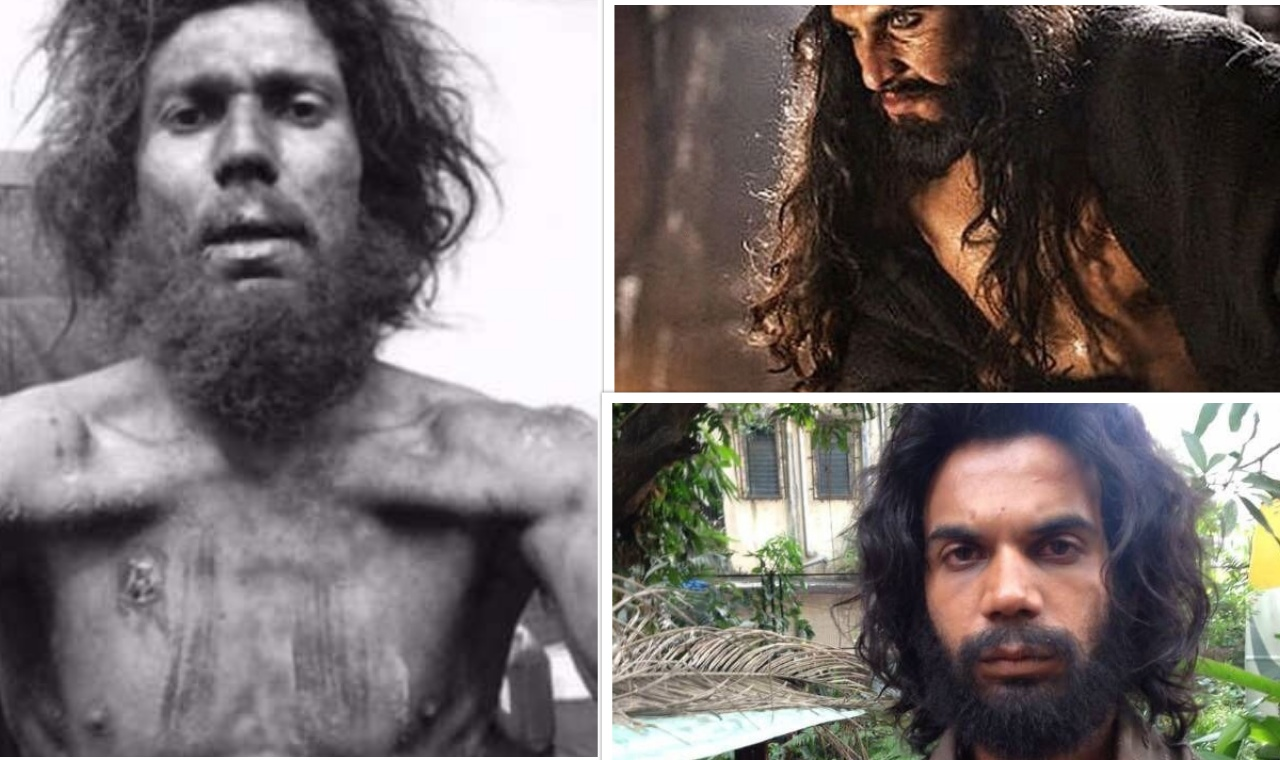 Bollywood actors in different looks