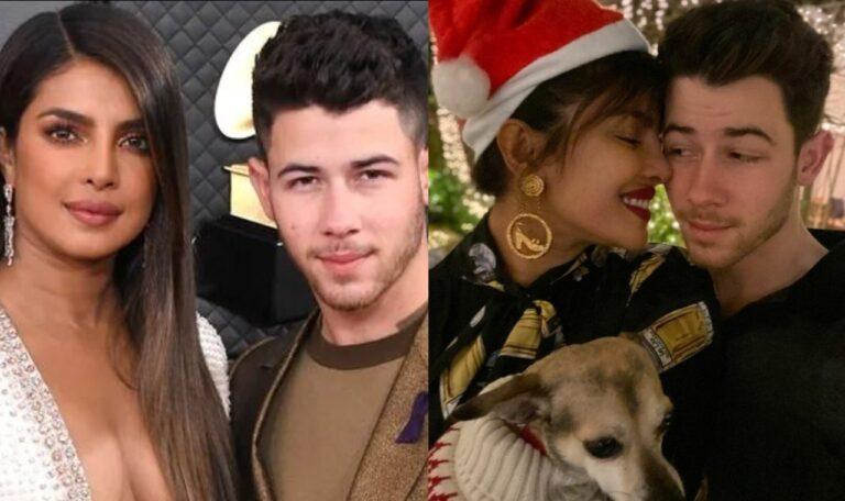 Priyanka Chopra Spreads Christmas Cheer With Nick Jonas: Here's How