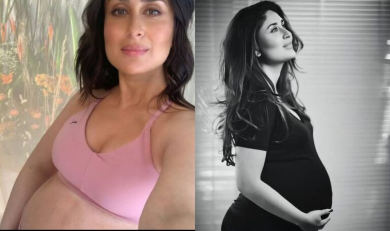 Have You Seen Kareena Kapoor Latest Selfie With Growing Baby Bump: If Not Then Check It Out