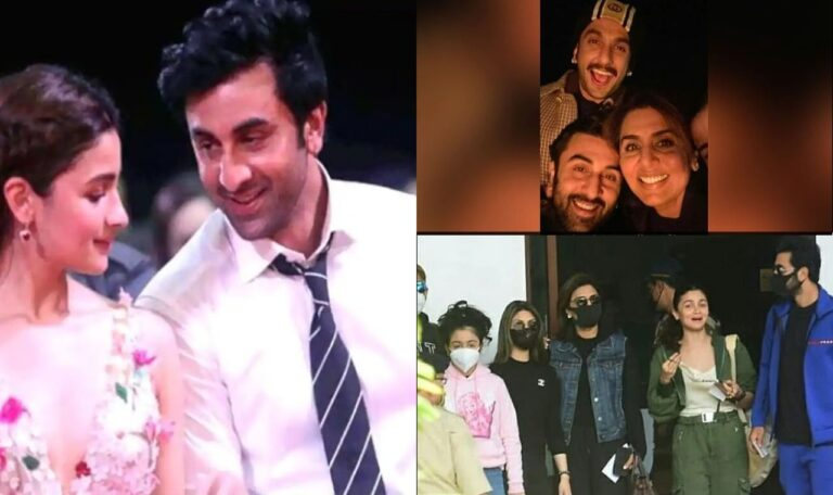 This Is The Reason Why Alia Bhatt And Ranbir Kapoor Reached Rajasthan