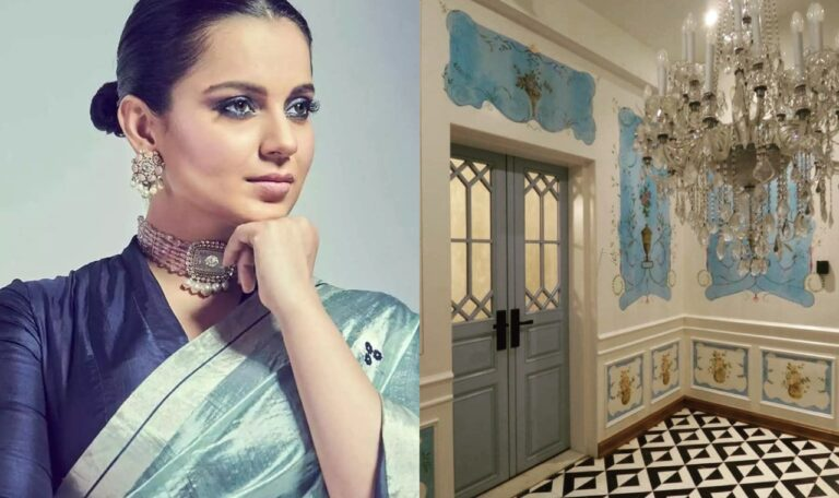 This Is How Kangana Is 'Reimagining' Her Mumbai Production House To Look Like: Have A Glimpse