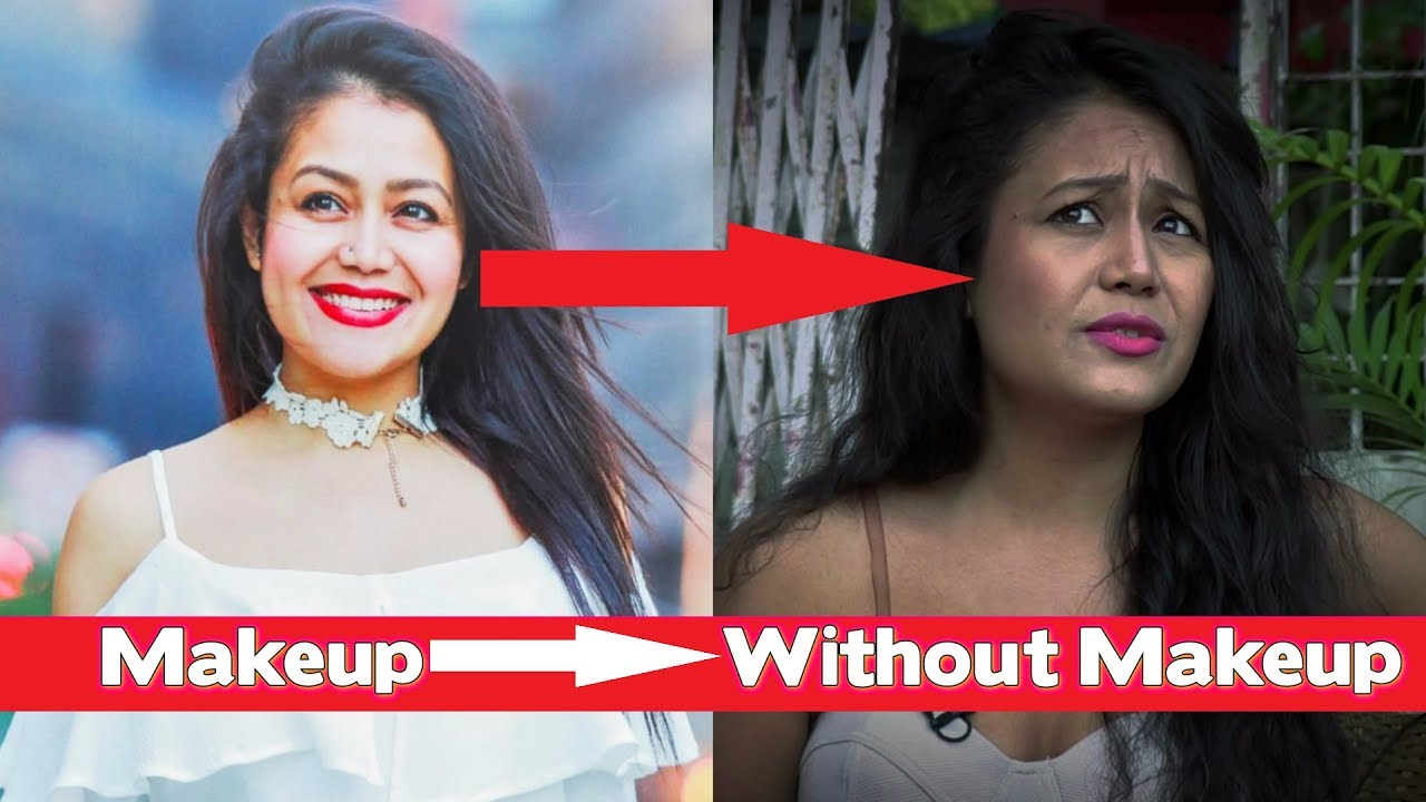Bollywood Female Singers Without Makeup