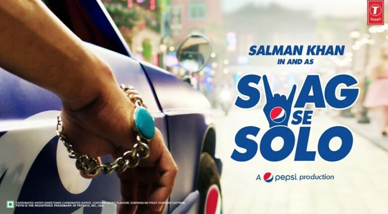 Anthem For Singles Launched! Salman Khan Screaming 'Swag Se Solo'.