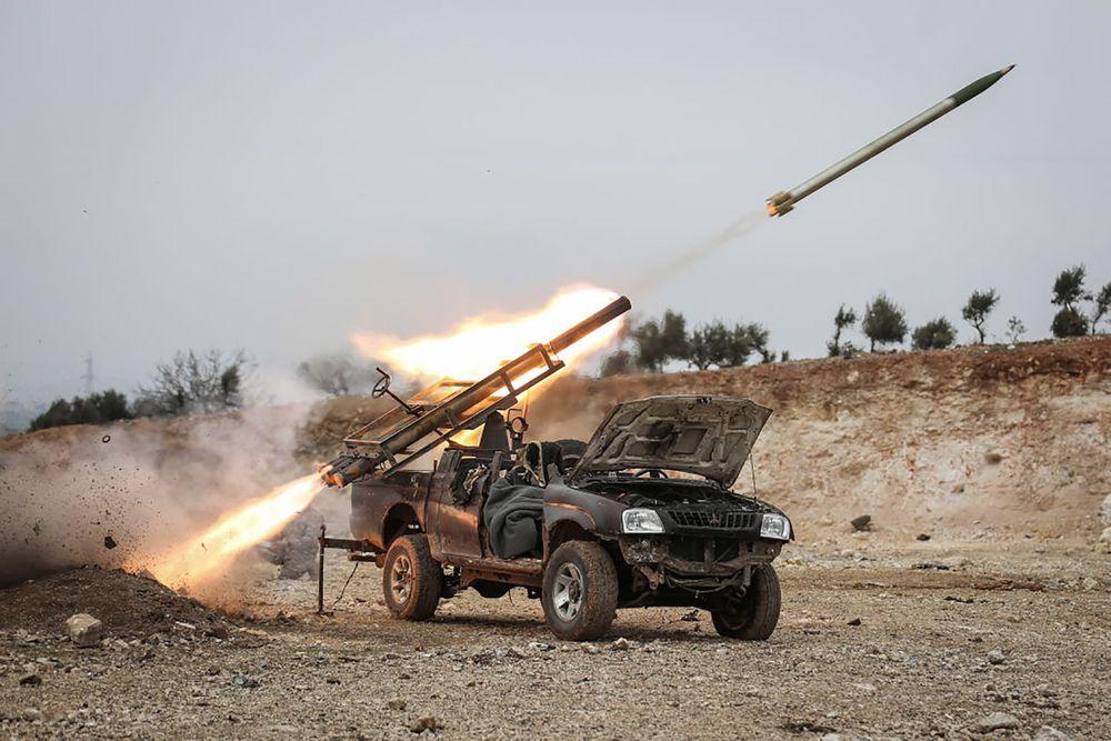 Turkey missile attack on Saudi Arabia
