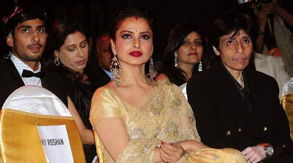 Veteran Actress Rekha's 33 Years Old Relationship With Her Manager, Lesbians or Soul Sisters?