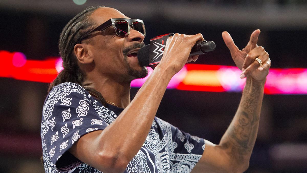 Snoop Dogg WWE