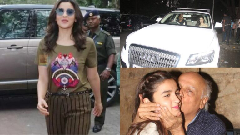 Net Worth Of Alia Bhatt Who Once Gave 50 Lakhs Check To Her Driver