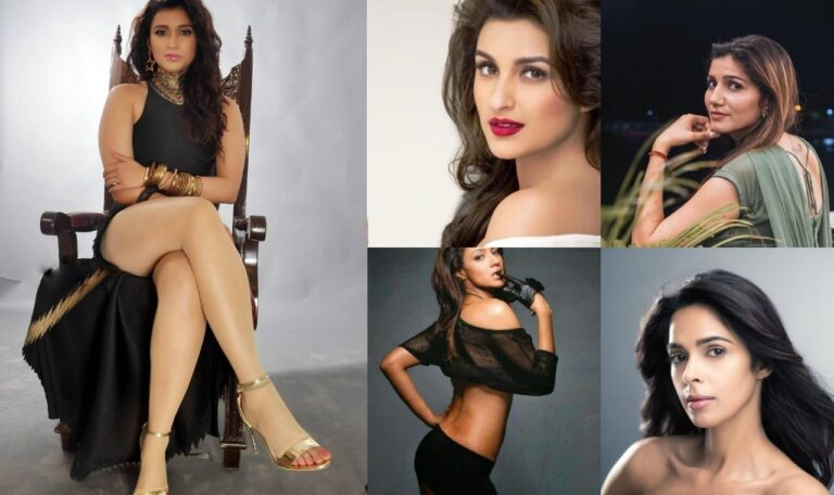7 Beautiful Bollywood Actresses From Haryana Where The Sex Ratio is Low