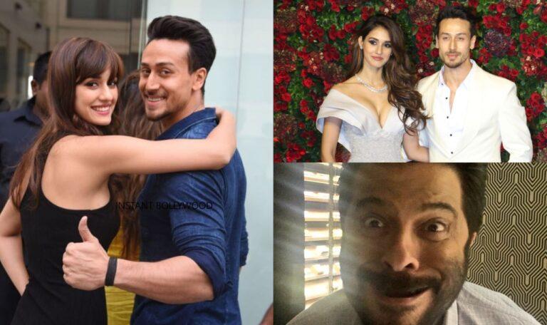 Anil Kapoor Reveals The Secret Of Relationship Between Tiger Shroff And Disha Patani