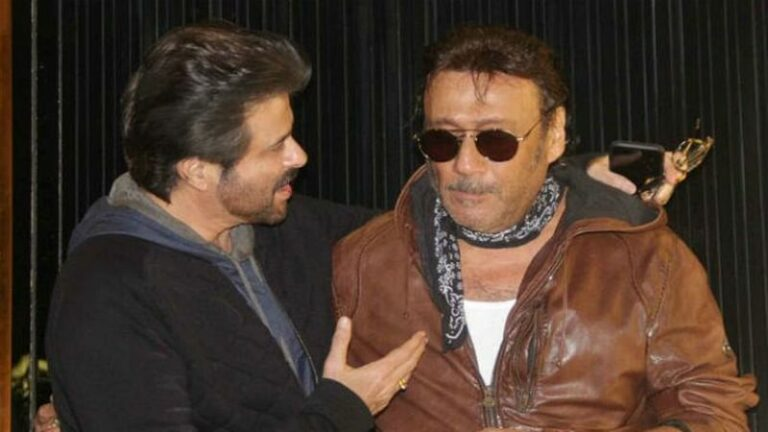 OMG! Jackie Shroff Hit 17 Tight Slaps on Anil Kapoor's Face, Know Why?