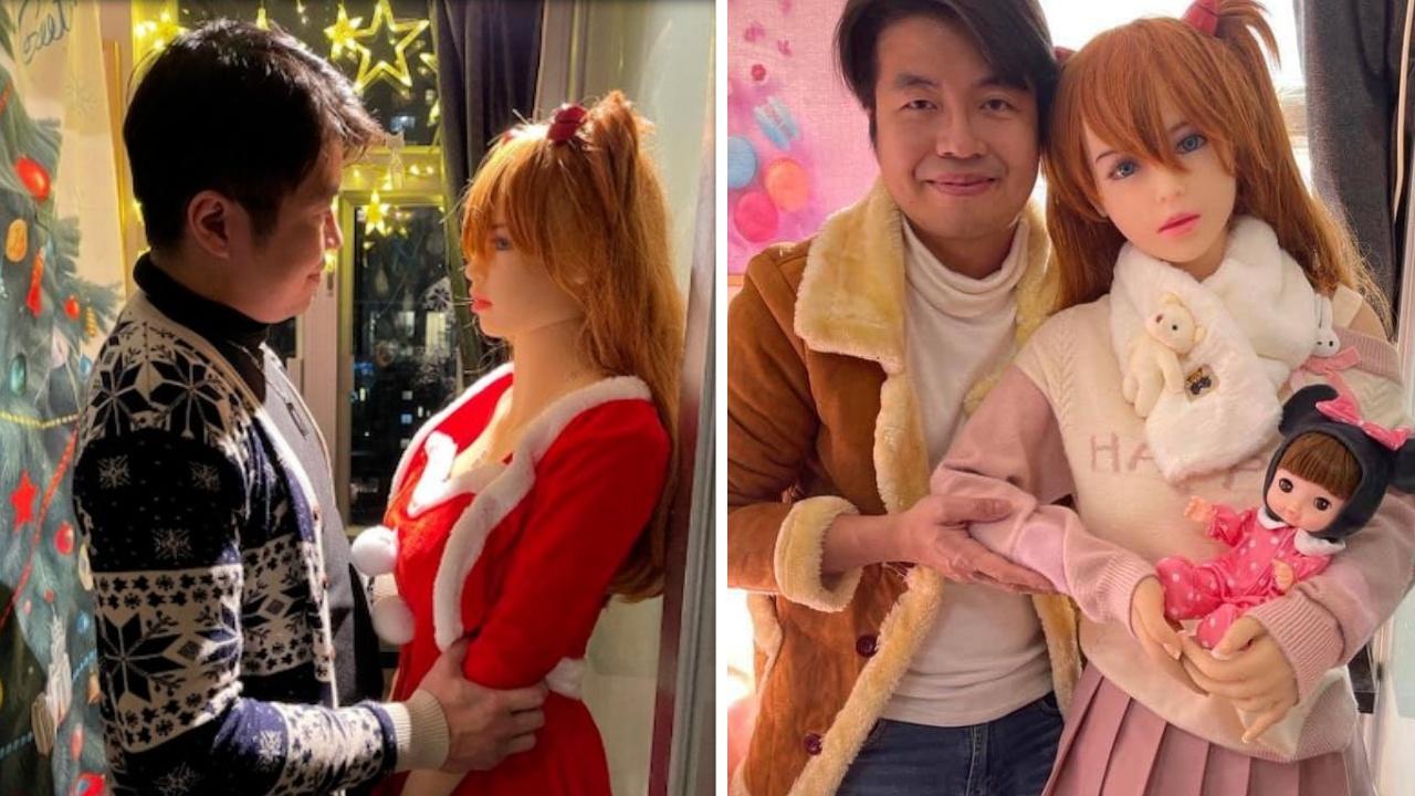 HongKong man engaged to sex doll