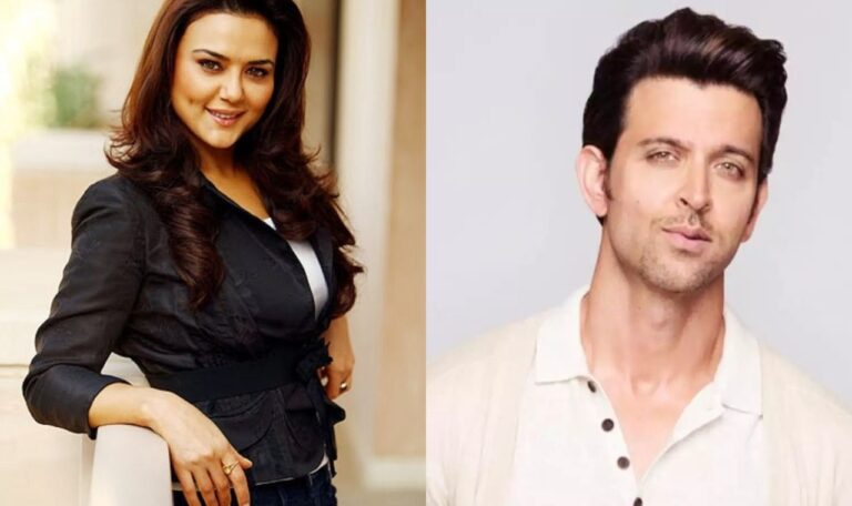 Preity Zinta Turns Producer: Guess Who Is Signed To Play The Hero