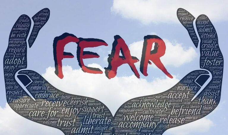 Bright Side Of The Dark Word Fear That You Really Need To Know