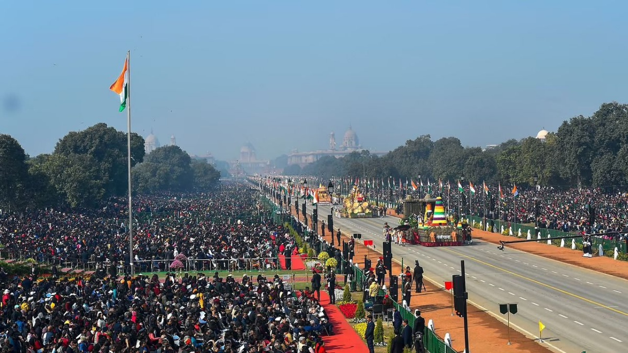 what's different in republic parade 2021