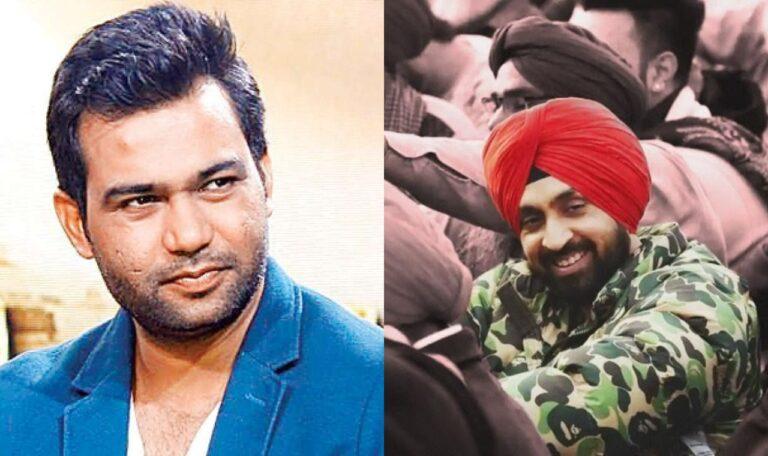 Ali Abbas Zafar and Diljit Dosanjh Soon To Bring 1984 Sikh Riots On The Screen