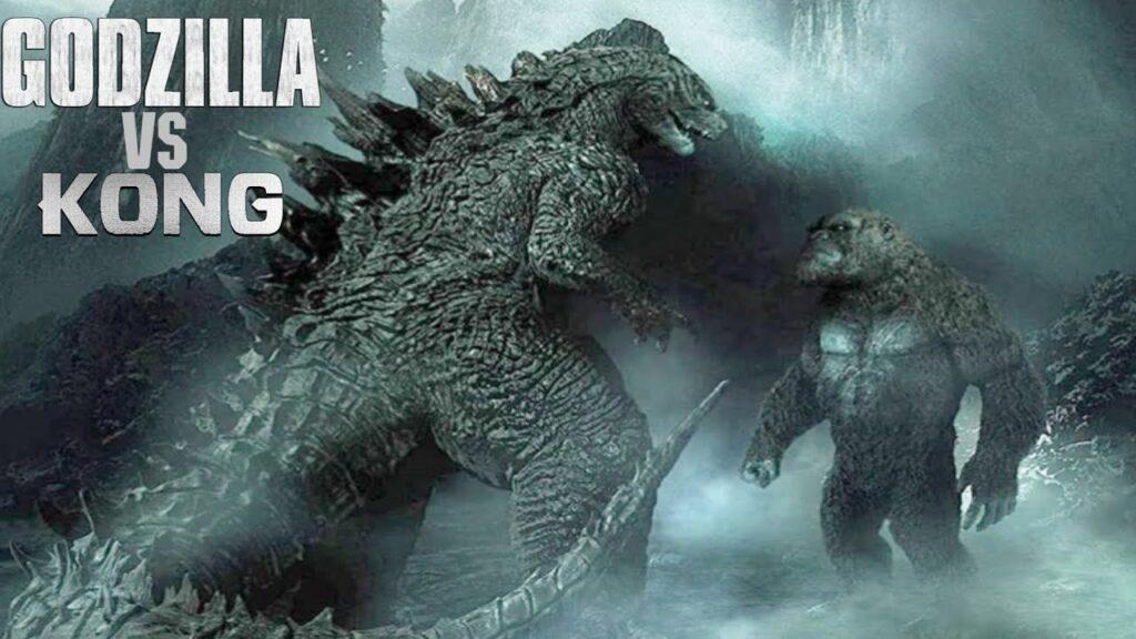 Godzilla v/s Kong trailer out