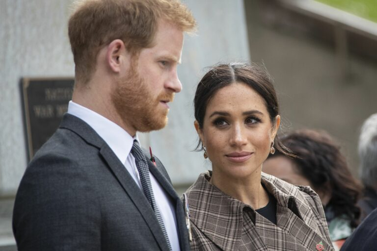 Prince Harry and Meghan Markle will soon return to England
