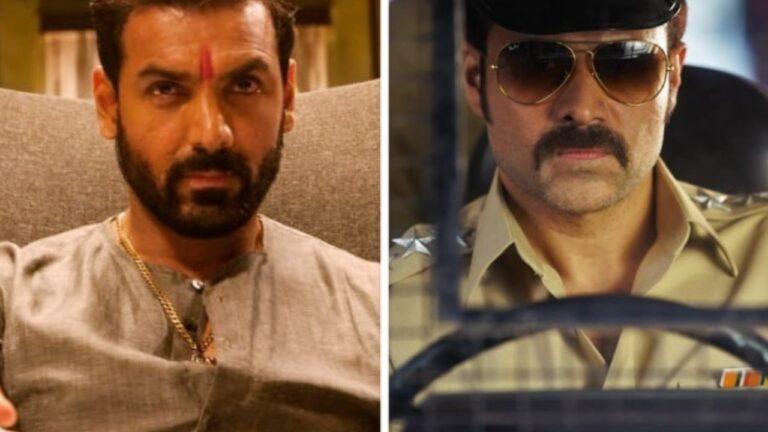 Mumbai Saga Teaser Is Out!: It's All About John Abraham vs Imran Hashmi