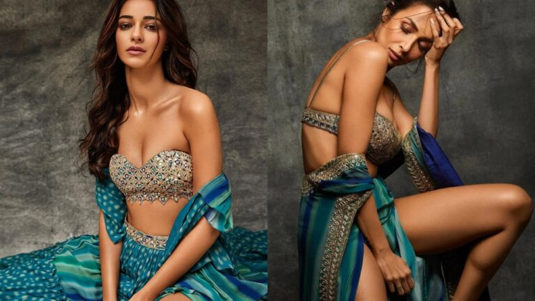 Malaika Arora And Ananya Panday In Hottest Avatar: Shoots For Designer Arpita Mehta