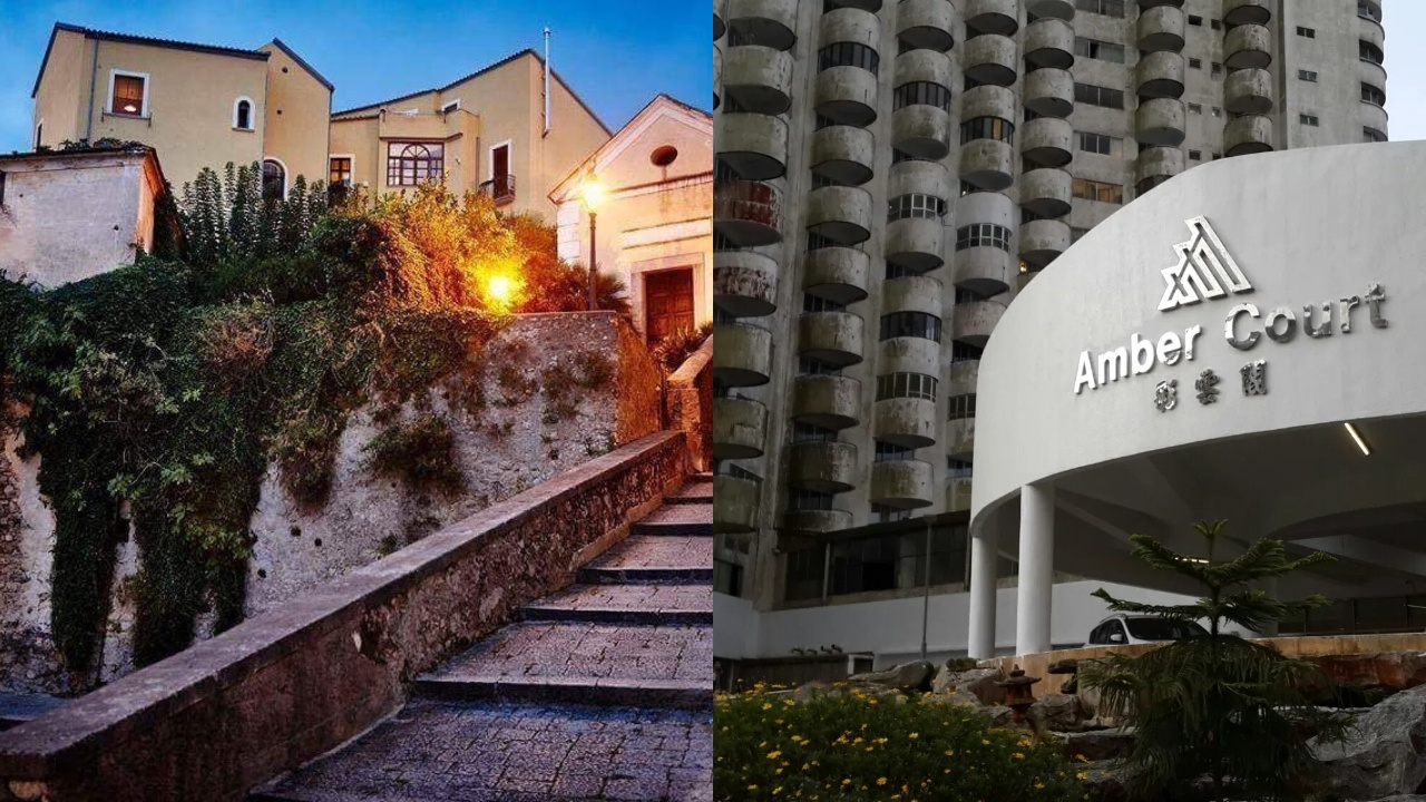 World's scariest hotel and places