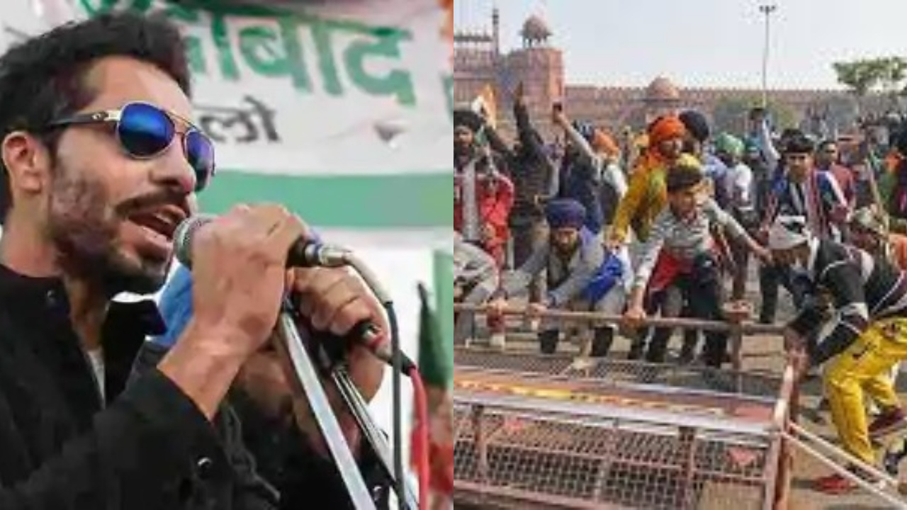 Deep Siddhu Accused by police