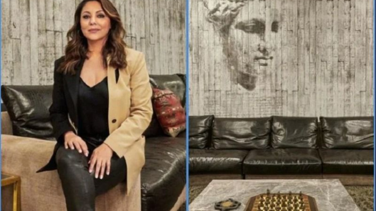 Gauri Khan designs reliance jio