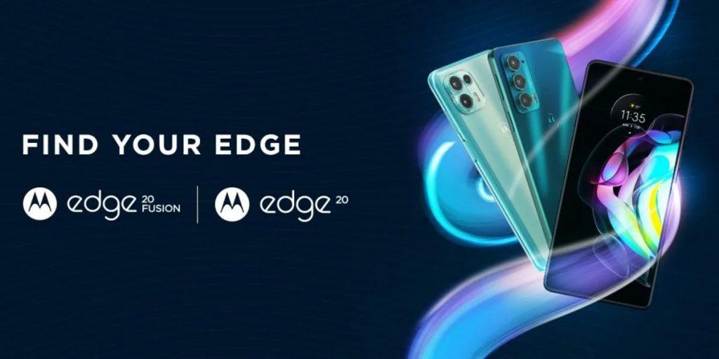 Motorola Edge 20 Price