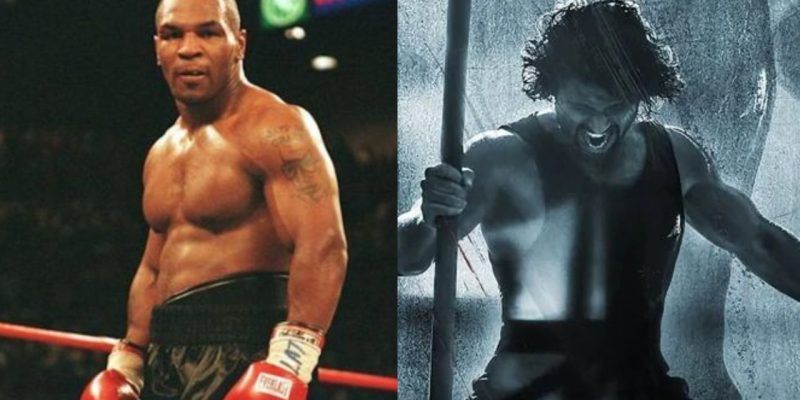 Mike Tyson in Liger