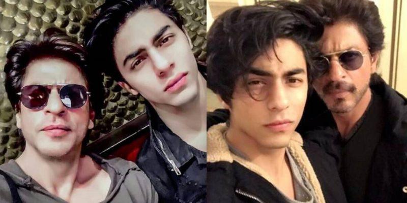 Shahrukh Khan ,Aryan khan,