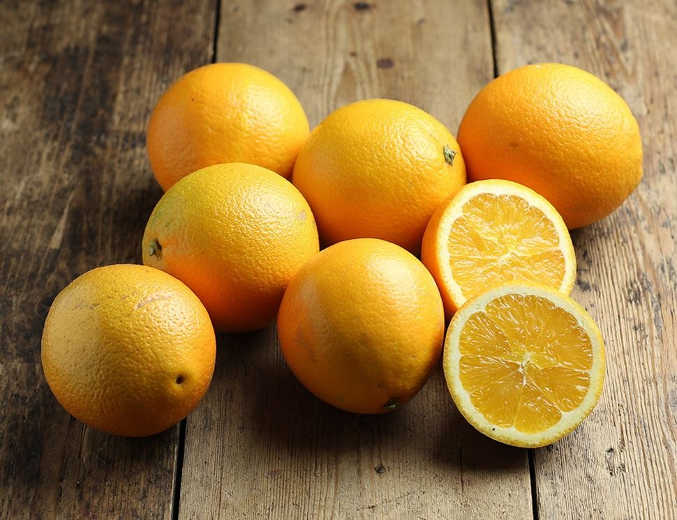 Diets During Pregnancy To Avoid Calcium Deficiency- orange