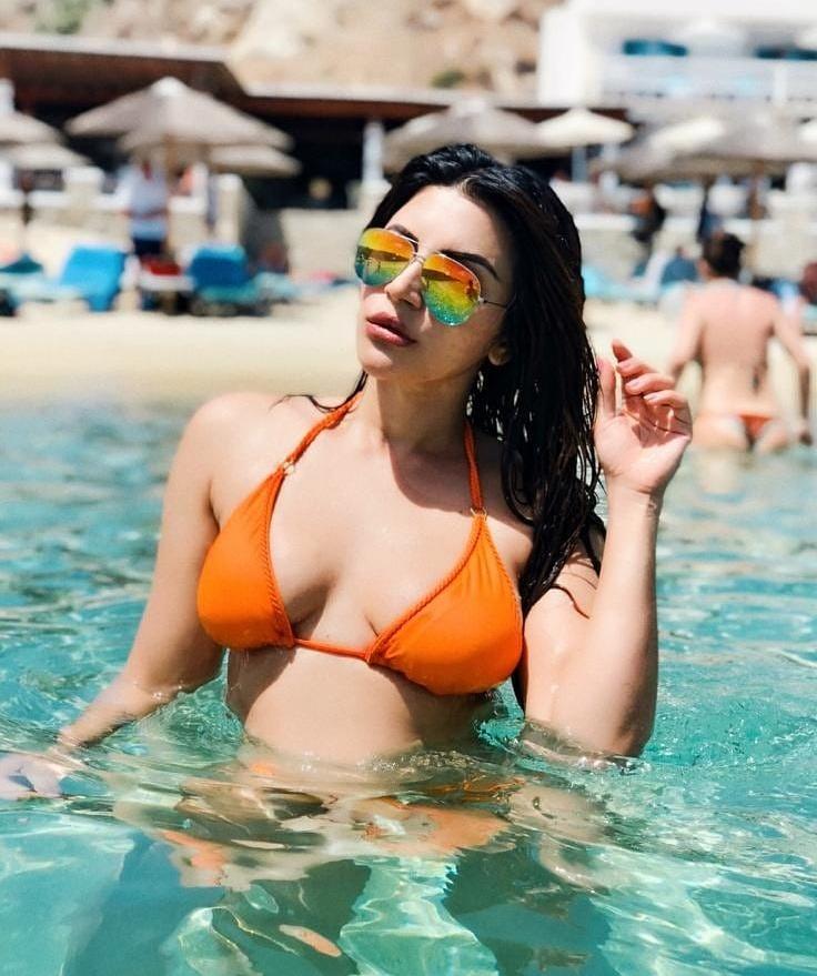 Shama Sikander hot photoshoot