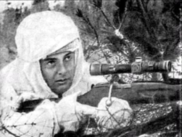Fedir Dyachenko top 10 sniper with most kills
