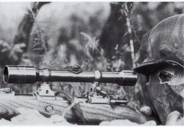 Nikolay Yakovlevich Ilyin top 10 sniper