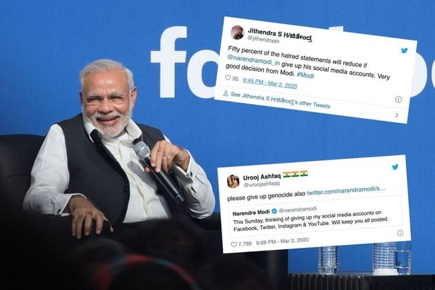 PM Modi Speaks About Leaving Social Media, Will Handover Accounts To Women