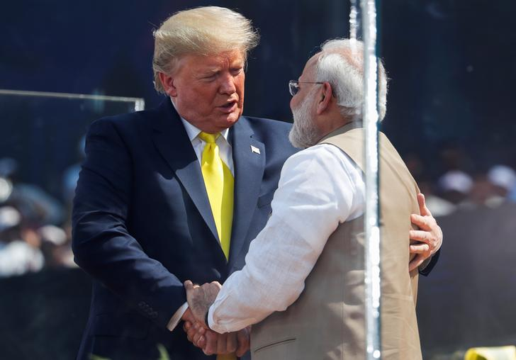 Donald Trump Gives A Special Shout Out To Bollywood's DDLJ