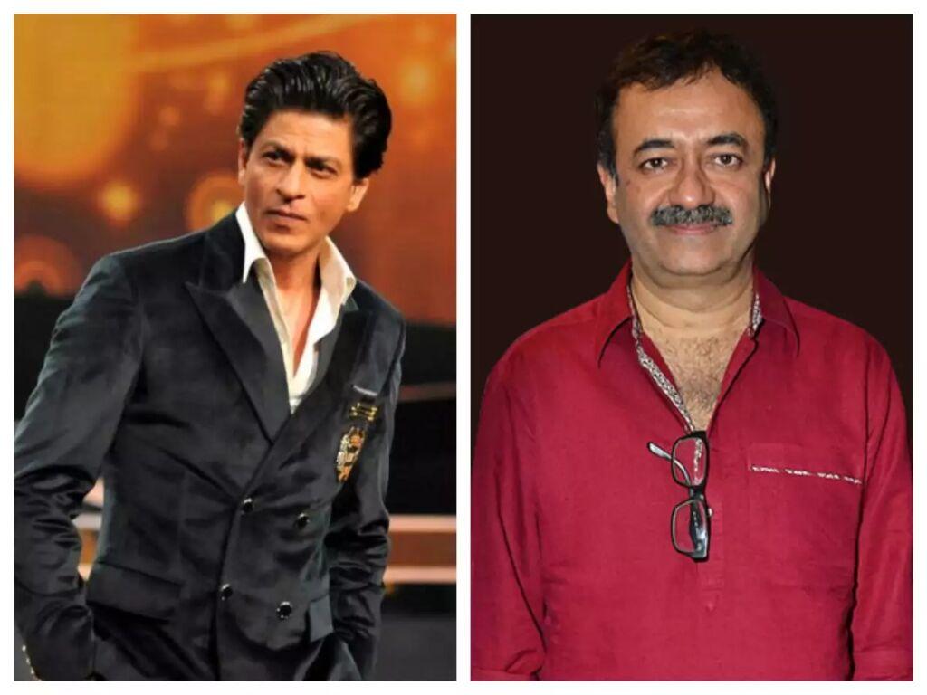 Shahrukh khan new film with Rajkumar Hirani